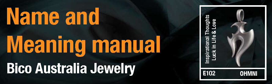 Bico australia jewelry name meaning manual aloadofball Images